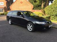 2004 HONDA ACCORD 2.2 I CDTI TOURER ESTATE MOT 2018 FSH PX
