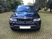 2004 BMW X5 3.0i Sport Facelift / Sat Nav / Leather ***PRICE DROPPED***
