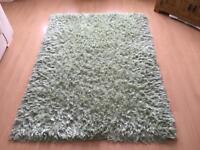 Soft green, Boston rug. Size 120 cm x 170 cm