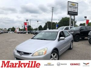 2004 Honda Accord EX-L-LEATHER-ROOF-CERTIFIED-CLEAN!!!