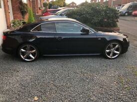 Audi A5 S line Special Edition Quattro Full Audi Service History & Fully Loaded Spec!