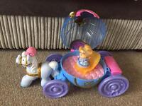 Little People Disney Princess Cinderella Carriage