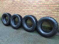 Goodyear Wrangler A/T Tyres 235x70Rx16