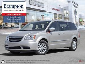 2016 Chrysler Town & Country Limited Company Demo|Leather|Navi