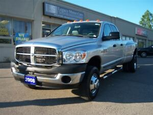 2008 Dodge Ram 3500 Quad Cab 4X4 5.7L HEMI Dually