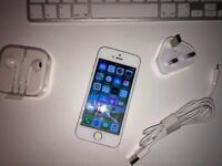 Apple iphone 5s 16GB white (no touch ID). ME434B/A unlocked