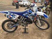 Yz250 2001