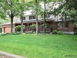 380 000$ - Maison 2 étages à vendre