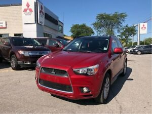 2012 Mitsubishi RVR GT, 4WD, PanoRoof, Bluetooth, RockFord