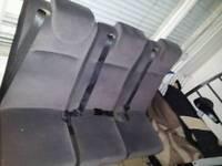 3 van chairs