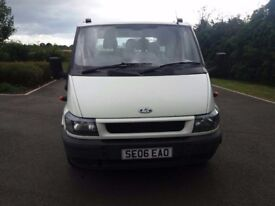 06 Ford Transit Tipper