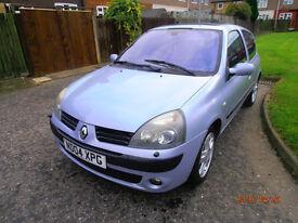 2004 Renault Clio 1.6 16v