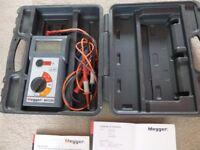 Megger, Model No MIT220EN, Isulation Tester