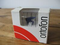 Ortofon OM DJ S Cartridge only (broken stylus / styli). Boxed.