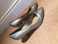 Size 8 wide fit shoes