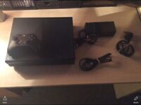 Xbox one console, 500gb in immaculate condition.