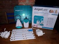Movement Sensor with Sound Baby Monitor, Angelcare Simplicity