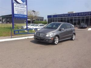 2011 Mercedes-Benz B-Class B200 Turbo! Leather!