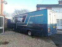 Van Conversion For Sale