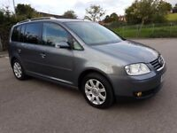 Volkswagen Touran 1.9 TDI PD SE MPV 5dr 7 Seats £2,595
