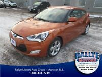2015 Hyundai Veloster Save Over $4000, only $101 b/w... Crazy Fu