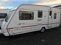 Stirling Eccles /5berth 2002 18ft good condition px welcome