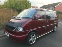 VW T4 2.5TDI, Camper Van, LOW MILEAGE, Very Well Looked After