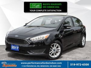 2017 Ford Focus ***low k, automatic, back up camera***