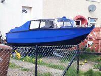 16ft Ace cruiser boat