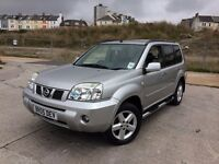 2005 NISSAN X-TRAIL AVE DCI 6 SPEED .