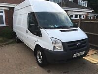 Transit 1 former keeper, full years MOT clean inside and out, 200,000mls ready to work no VAT