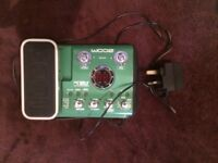 Zoom A2.1u acoustic simulator pedal