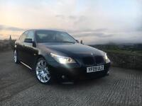 2009 BMW 520D M Sport Business Edition 177 Bhp 6 Speed. Finance Available