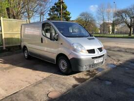Renault traffic 2007 great runner long mot