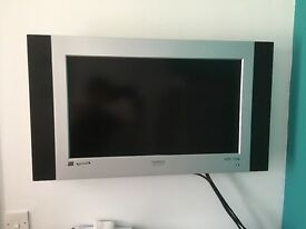 Wide screen Thomson TV