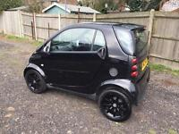 2007 07 Smart Fortwo passion Auto pan roof low miles
