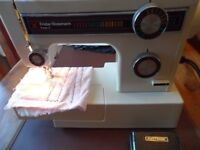 frister rossmann panda 6 electric sewing machine