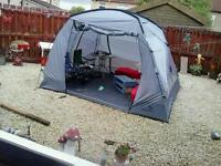 Large day tent