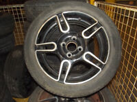 BMW MINI 15 INCH 16 INCH AND 17 INCH ALLOY WHEELS AND TYRES JPS look a likes