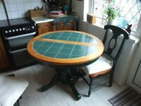 Kitchen Table - Extends to seat 6
