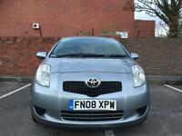 TOYOTA 1.4 5DR DIESEL SERVICE HISTORY NEW MOT