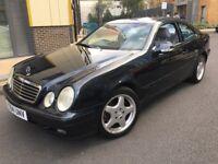 Mercedes clk 430 Avantgarde low mileage