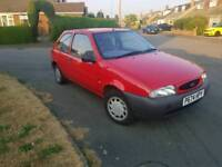 Ford Fiesta 1.25 Encore Spares or Repair