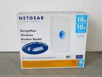 Netgear DG834PN RangeMax MIMO-G Wireless ADSL Modem Router with 4-port 10/100 switch