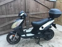 125cc scooter moped 2014 Mot