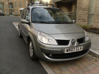 07 Renault G-Scenic Dyn 7 Dci FAB TURBO DIESEL 7 SEATER 130 BHP TCHARGE Free EURO4 quick £550 £55o