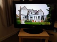 LG 32 INCH HD LCD TV (FREEVIEW) **£55**