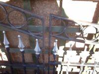 long driveway gates