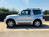FANTASTIC 2003 MITSUBISHI SHOGUN 3.2 DI-D WARRIOR ABSOLUTELY STUNNING CONDITION AND FAULTLESS DRIVE