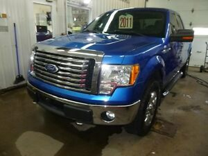 2011 Ford F-150 XLT XTR SUPER CAB